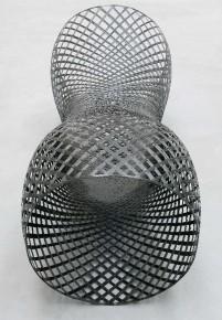 2003 Carbon fiber 210 x 85 x 87 cm Limited edition of 20 pieces
