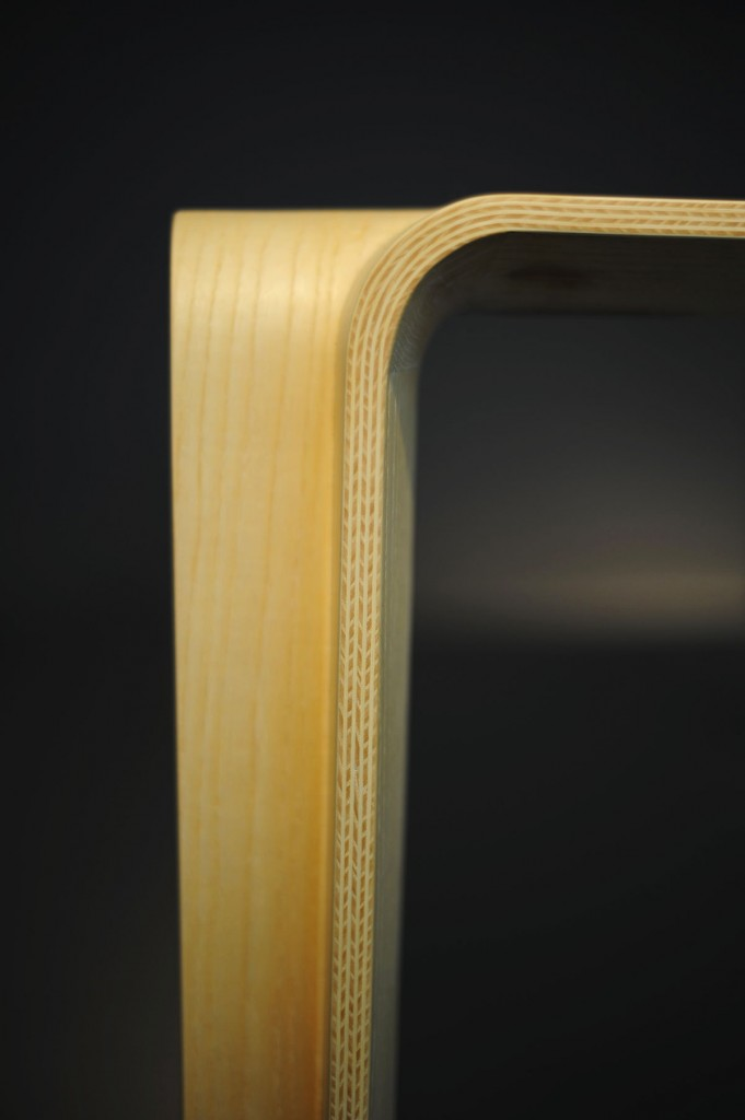 2012  Ash  200 x 83 x 71 cm  GMW limited edition of 8 (+2 prototypes + 2 A.P)