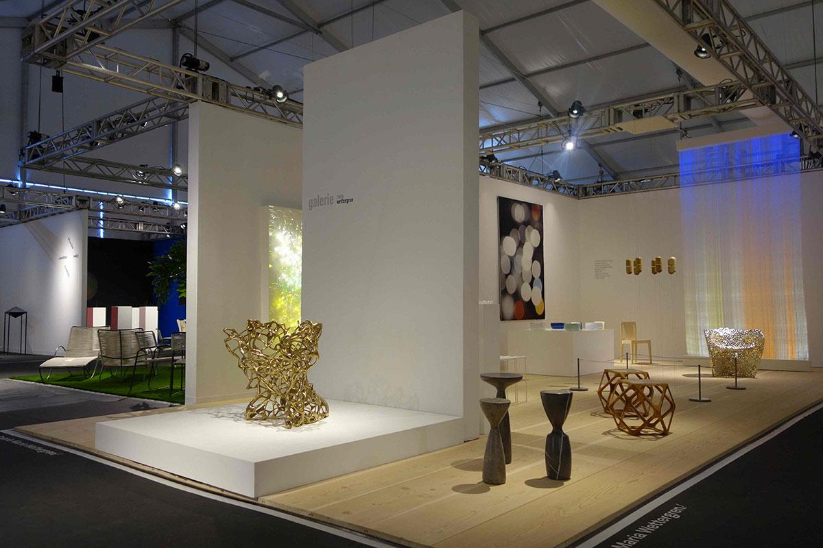 Gallery Wettergren — DESIGN MIAMI/ MIAMI