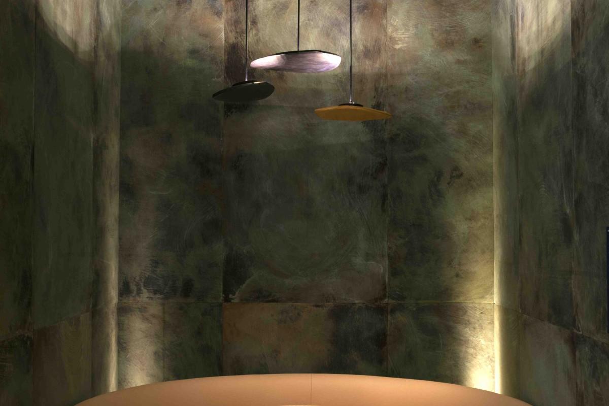 Gallery Wettergren — AD INTÉRIEURS / STAND PIERRE YOVANOVITCH