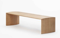 2007 Bench Oregon pine 160 x 50 x 42 cm Limited edition of 20
