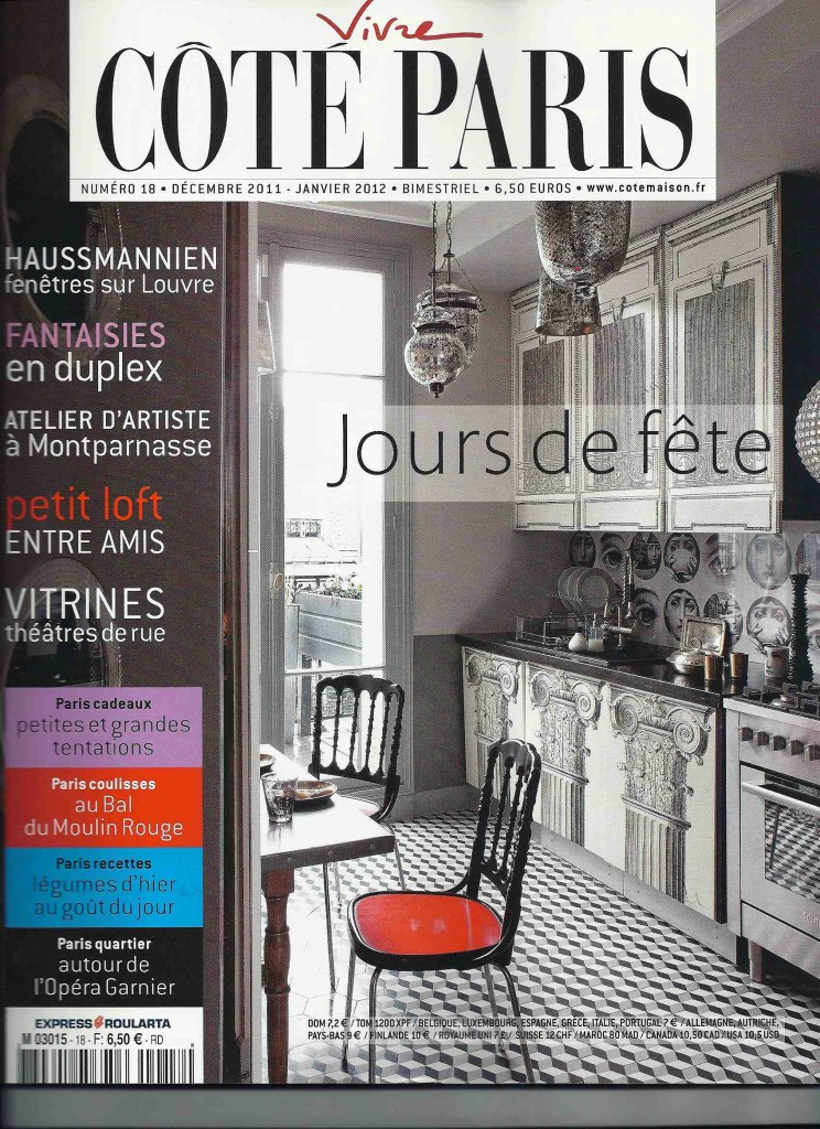 Coté paris cover copy