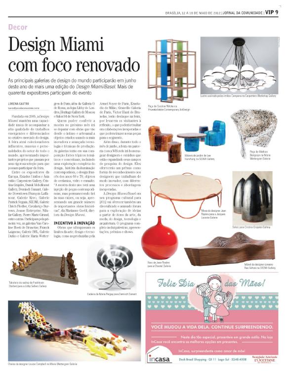 jornal da comunidade brazil 12:18 mai 2012
