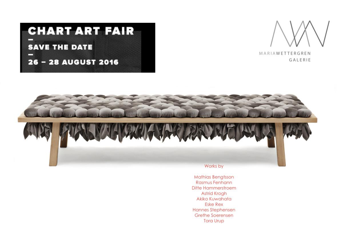 Gallery Wettergren — CHART ART FAIR / COPENHAGEN