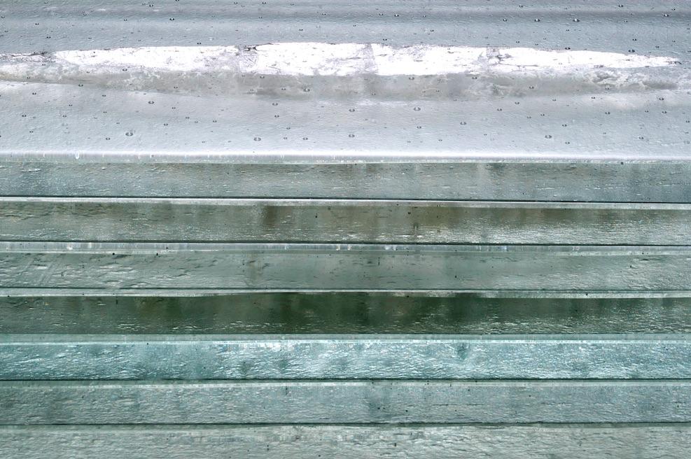 Detail 2016 Murano Glass, Silver 30 x 40 x 25 cm  Unique Piece