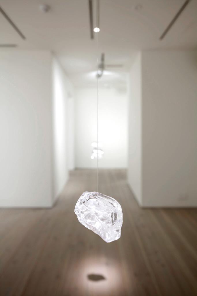 2016 Murano Glass 10 x 7 x 5 cm 3 Unique Pieces