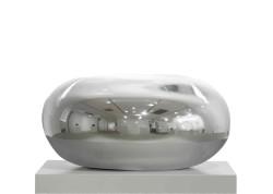 2016 Hand blown Glass 30 x 30 x 15 cm  Unique Piece