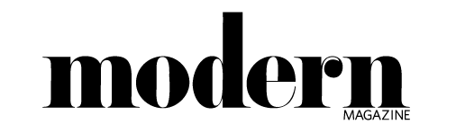 Logo modern magazine