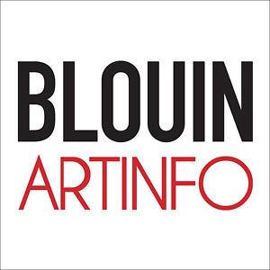 Logo Blouin Art info