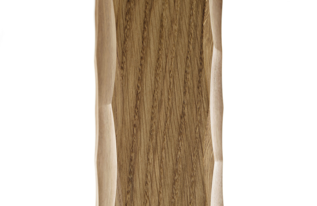 Bench, 2017 Solid Oak 145 x 33 x 37 cm