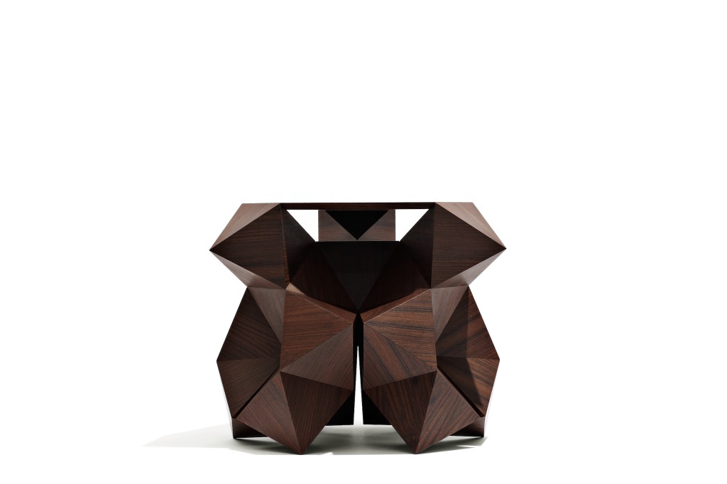 2015 Lauro Preto 55 x 55 x 46(h) cm Limited editions of 8 + 2 AP Handmade by the artist