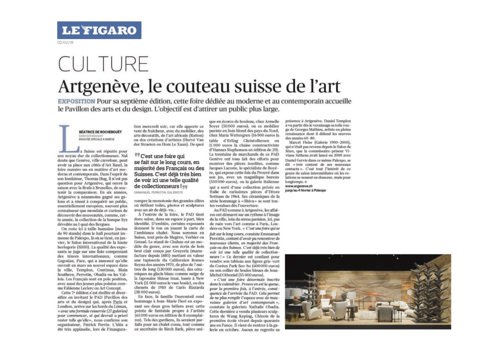 Article Figaro HD