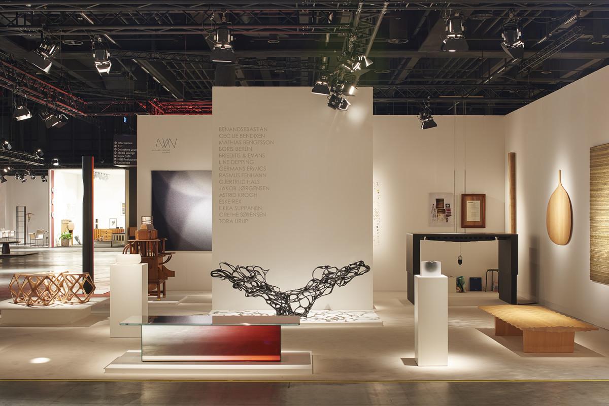 Gallery Wettergren — Design Miami/Basel