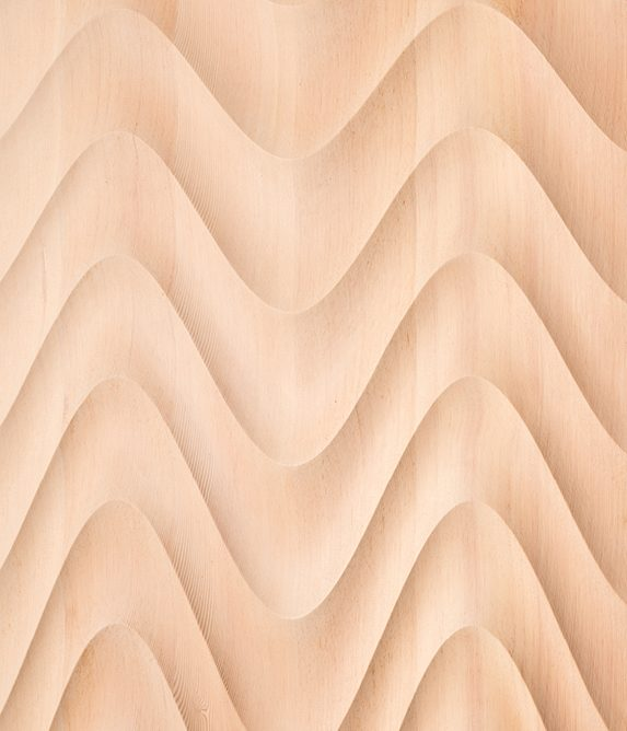 2018 Solid Oregon Pine detail