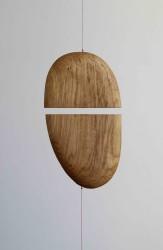 2017 Oak, leash magnets 31 x 19 x 3cm