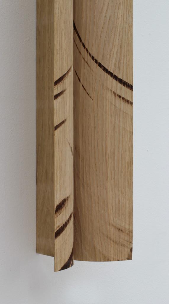 2018 Oak 296 x 18 x 19 cm