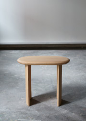 Stool Oregon Pine 39,6 x 25 x 30 cm Limited editions of 6 in different woods
