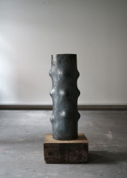 2018 Sculpture Steel tube  90 x 21 cm