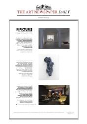 HanneFriis-ArtNewspaperJuin2019