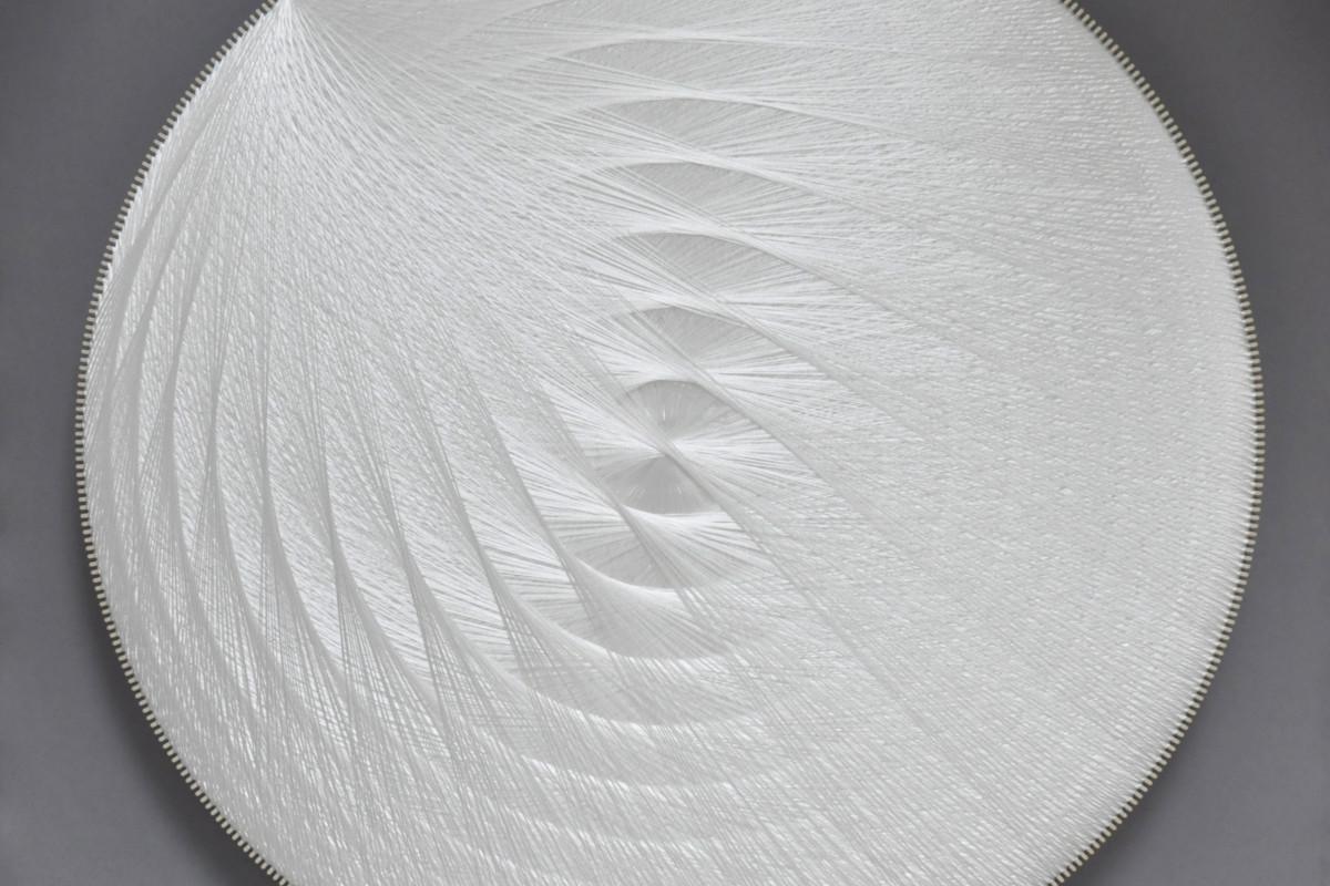 Gallery Wettergren — Cecilie Bendixen, Phenomena – Sculptural Textiles