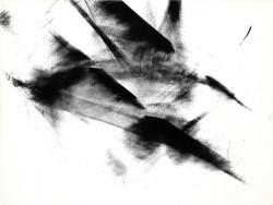 57 x 42 cm.  Original silver print by the artist.