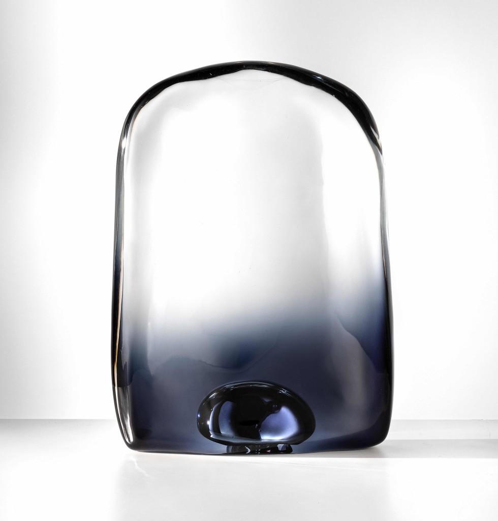2019 Glass and mirror 34 x 25 x 8 cm Unique piece