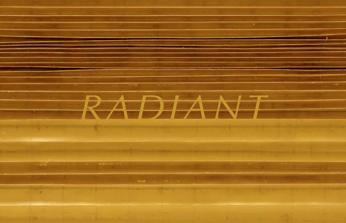 Gallery Wettergren — RADIANT – Light and (e)motion