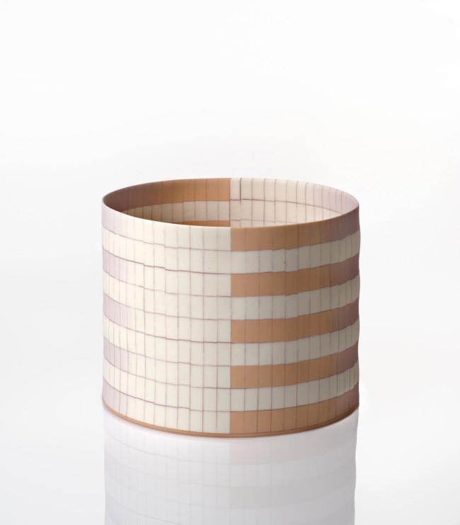 2021 Porcelain Ø18 x 14 cm Unique piece